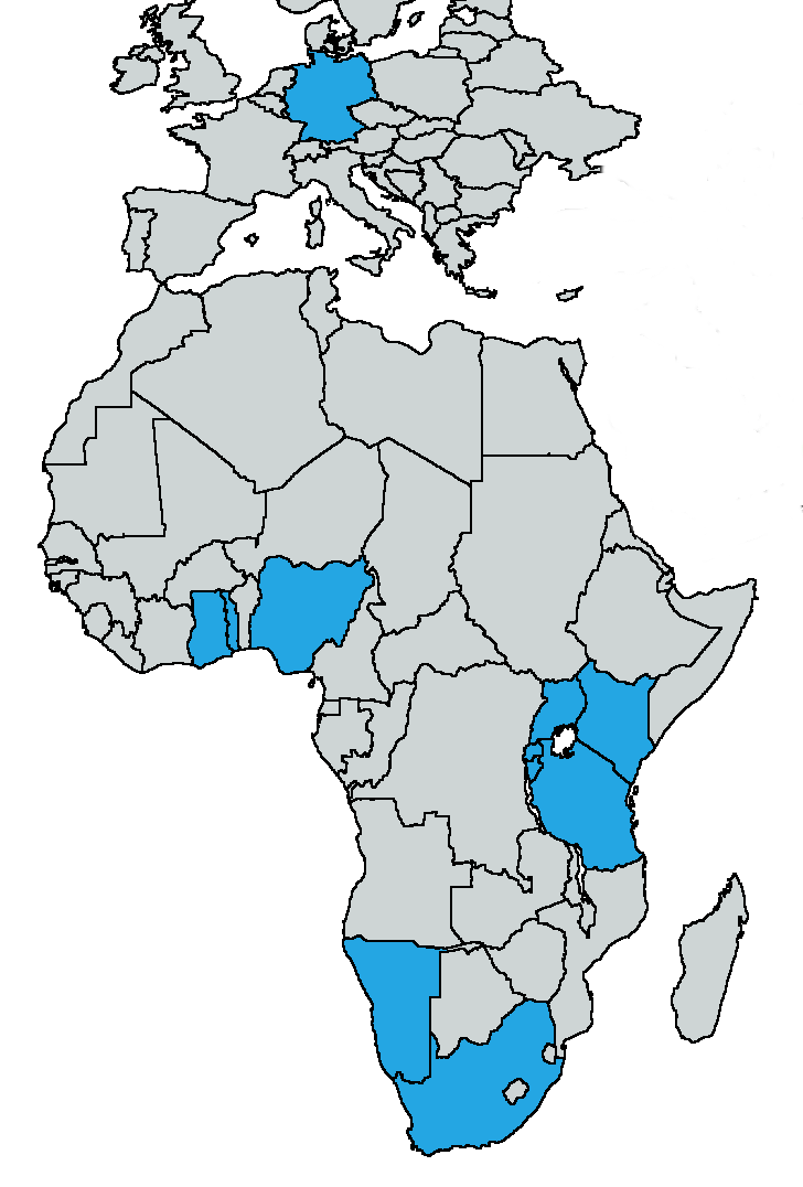 Map (Africa-Europe)